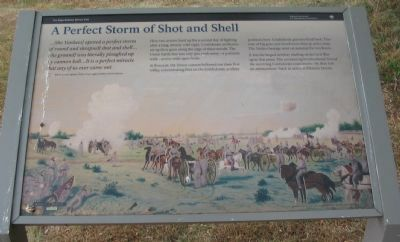 A Perfect Storm of Shot and Shell Marker image. Click for full size.
