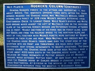 Hooker's Column Marker image. Click for full size.