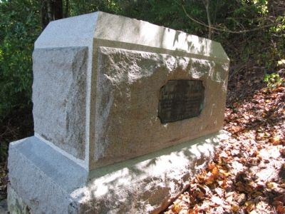 Illinois 104th Infantry Marker image. Click for full size.