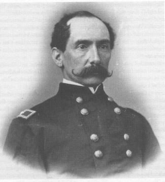 Gen. Edward Potter,<i>photo part of</i> U.S. Army Military History Institute, Carlisle Barracks, Pa. image. Click for full size.