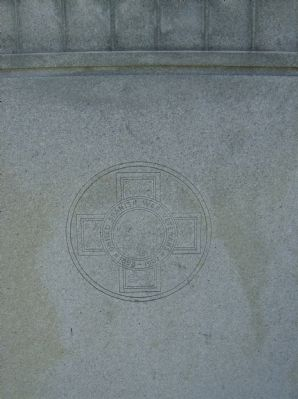 Spanish-American War/China Relief Expedition Monument Marker image. Click for full size.
