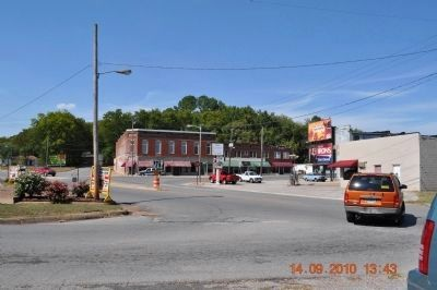 East Florence Historic District image. Click for full size.