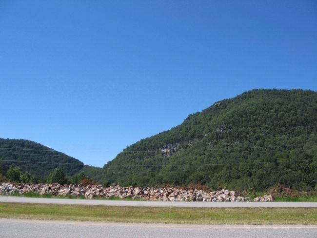 Cumberland Gap image. Click for full size.