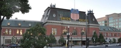 Union Station Portion of the Gateway Center image. Click for full size.