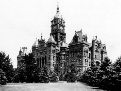 Salt Lake City and County Building image. Click for full size.