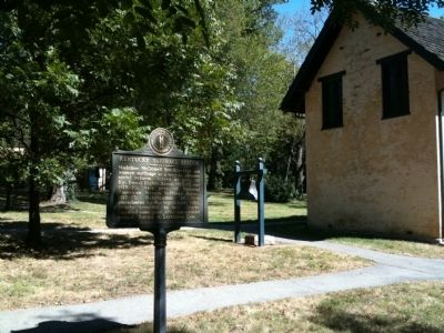 Madeline M. Breckinridge Marker at Ashland image. Click for full size.