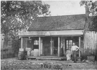 Kopp store and post office image. Click for full size.