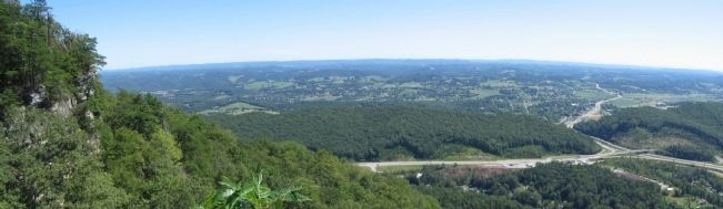 Powell's Valley image. Click for full size.