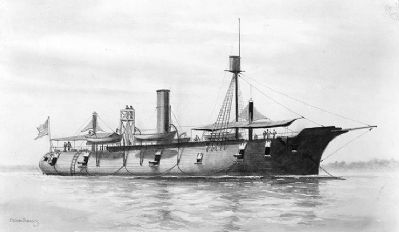 USS Galena image. Click for full size.