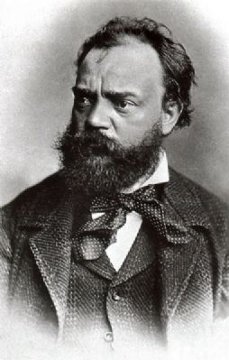 Antonin Dvořák image. Click for full size.