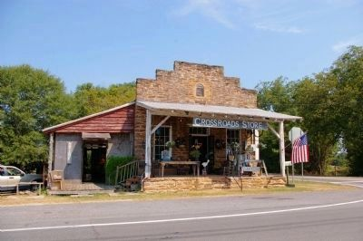 Jones Crossroads Store image. Click for full size.