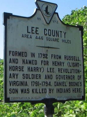 Lee County Side image. Click for full size.