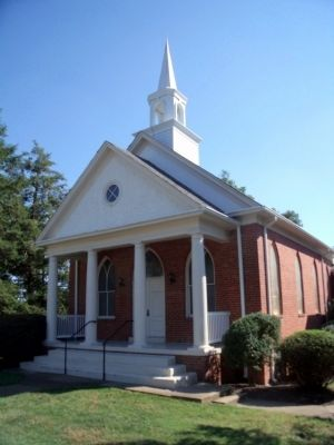 Winfree Memorial Baptist Church image. Click for full size.