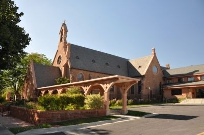St. Mark's Episcopal Cathedral From the Southeast image. Click for full size.