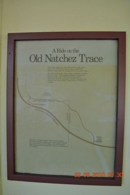 A Ride on the Old Natchez Trace image. Click for full size.