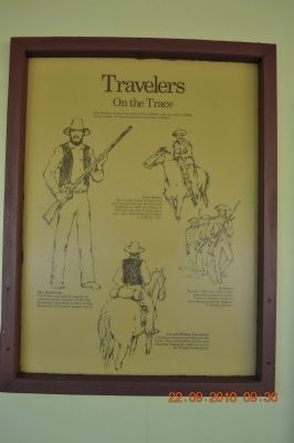 Travelers on the Trace image. Click for full size.