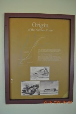 Origin of the Natchez Trace image. Click for full size.
