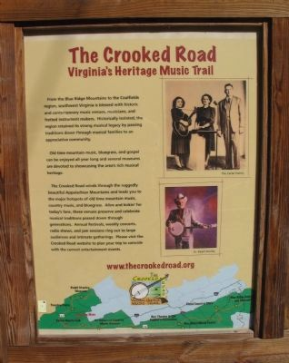 The Crooked Road Side image. Click for full size.