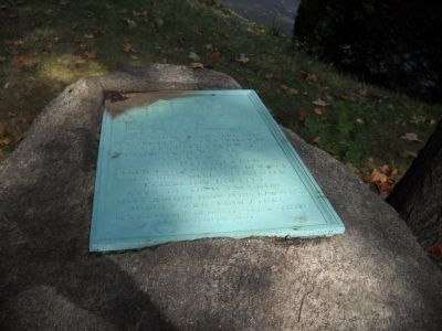 Nassau Hall Academy Marker image. Click for full size.