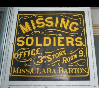 Missing Soldiers Marker image. Click for full size.