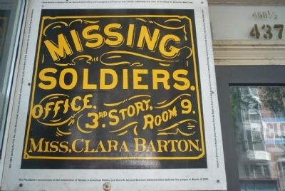 Missing Soldiers. Marker image. Click for full size.