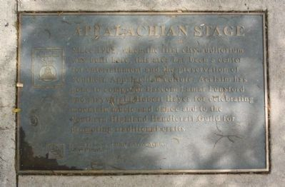 Appalachian Stage Marker image. Click for full size.