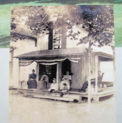 """Cottage"" - - The Methodist Camp image. Click for full size."