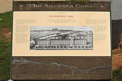 Enterprise Mill Marker image. Click for full size.