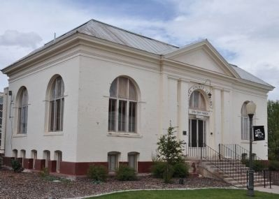 Uinta County Library image. Click for full size.