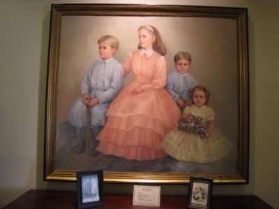 Jefferson Davis' children image. Click for full size.