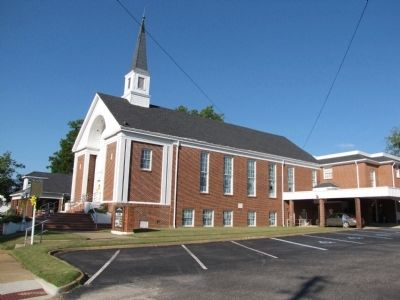 Salem Baptist Church image. Click for full size.
