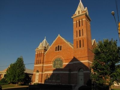 First United Methodist Church image. Click for full size.