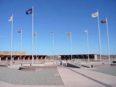 Four Corners Monument image. Click for full size.