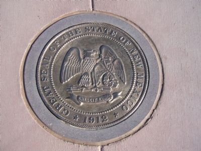 New Mexico Marker image. Click for full size.