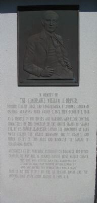 William J. Driver Memorial image. Click for full size.