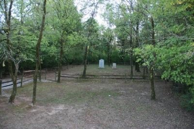 Site Of The Tallasahatchie Battle Field image. Click for full size.