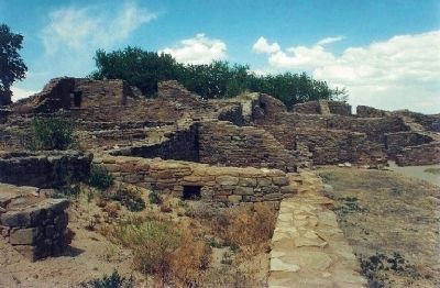 Aztec Ruins National Monument image. Click for full size.