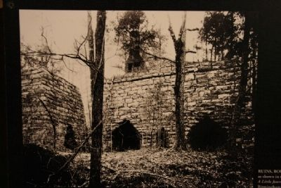 Tannehill Furnaces circa 1890's image. Click for full size.