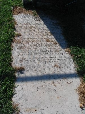 Grave of William J. Driver image. Click for full size.
