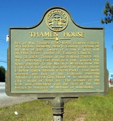 Thames House Marker image. Click for full size.