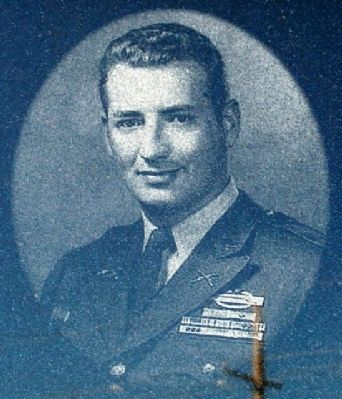 Stanley T. Adams, Medal of Honor image. Click for full size.