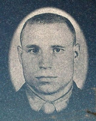 Jack A. Davenport, Medal of Honor image. Click for full size.
