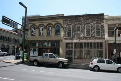 Dewberry Drugs Building (Corner Building) image. Click for full size.