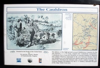 The Cauldron Marker image. Click for full size.