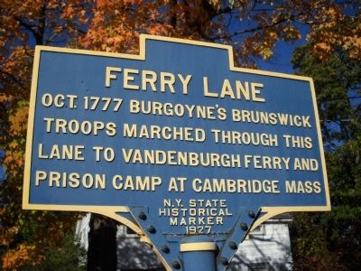 Ferry Lane Marker image. Click for full size.