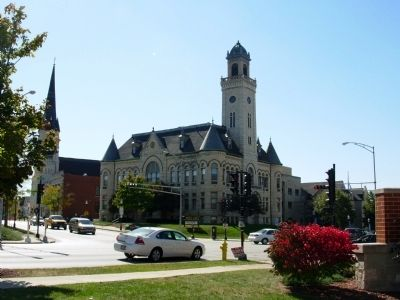 Courthouse Square image. Click for full size.