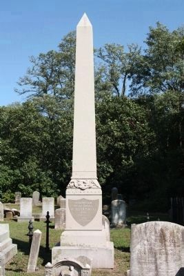 Grave of Civil War General Alfred T. A. Torbert , USA, as mentioned image. Click for full size.
