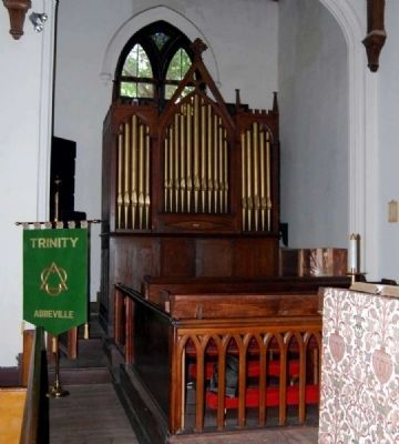John Baker Organ image. Click for full size.