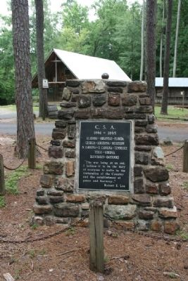 Tannehill Furnaces Marker Side B image. Click for full size.