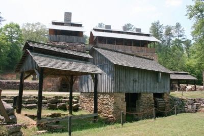 Tannehill Furnace And Foundry image. Click for full size.